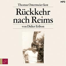 Thomas Ostermeier liest »Rückkehr nach Reims«