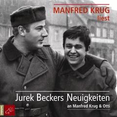 Jurek Beckers Neuigkeiten