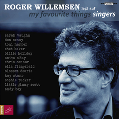 My Favourite Things - Singers. Roger Willemsen legt auf