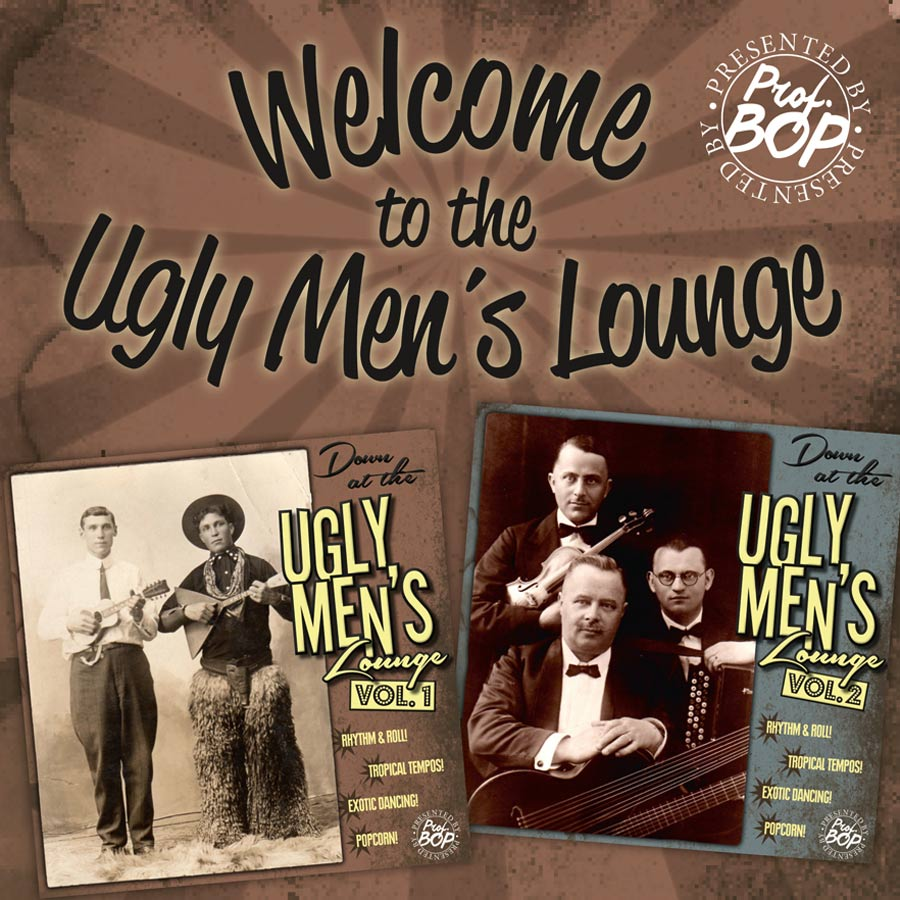 Down At The Ugly Men's Lounge
